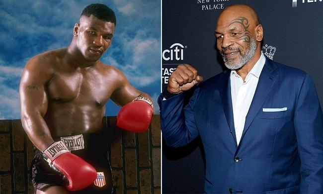 世界級拳王Tyson