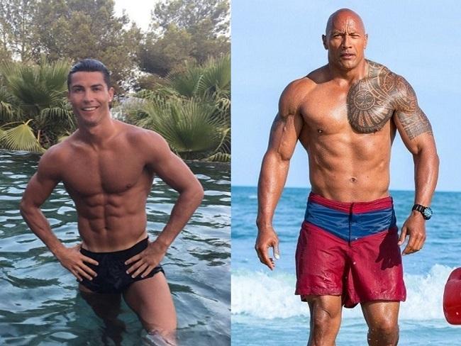 健美與健身的身材差異