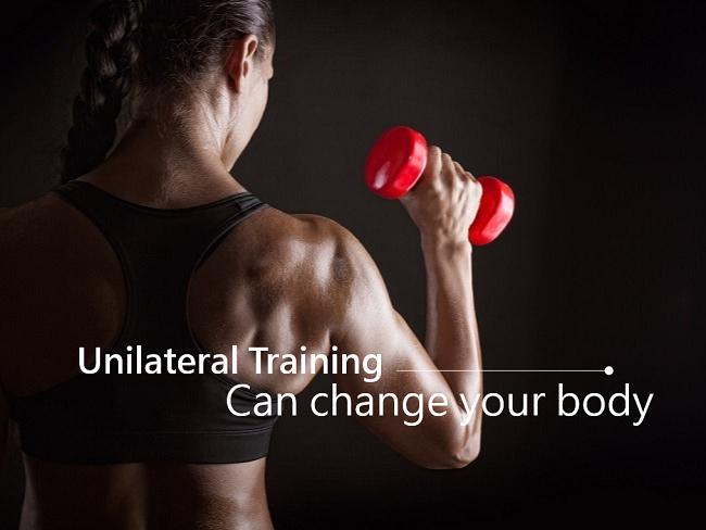 單側訓練調整肌力