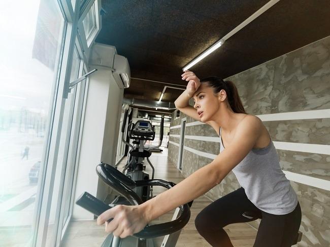 運動訓練有助於減脂