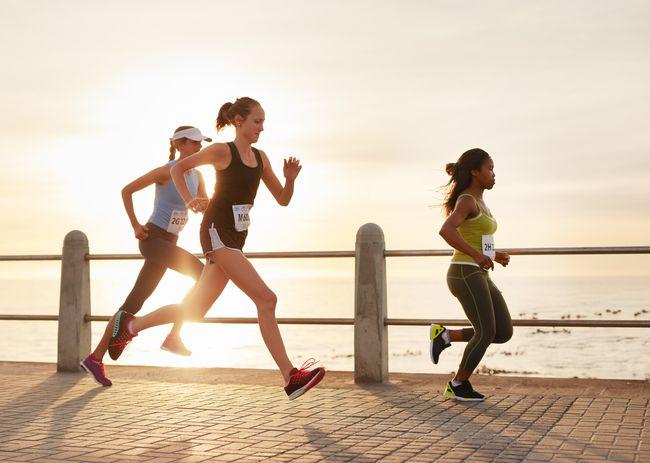 攝氧量與跑步經濟性