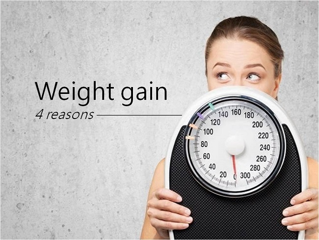 越運動體重越上升