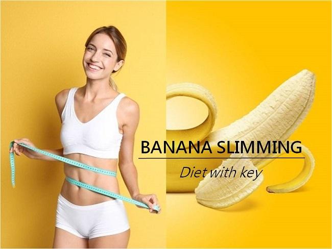 吃香蕉可以減肥