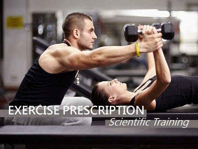 運動處方屬於科學訓練的一環