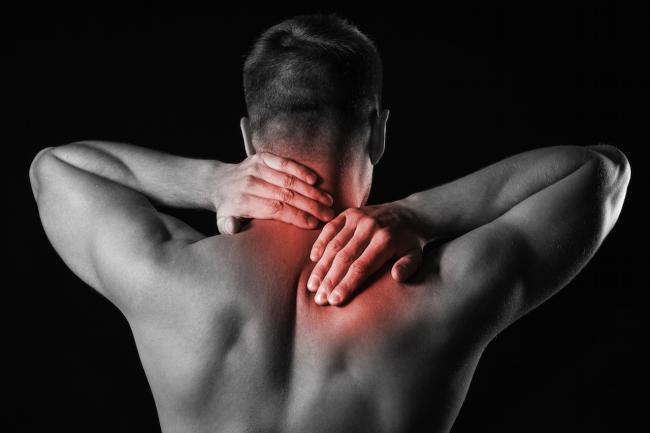 站姿前彎式改善身酸痛