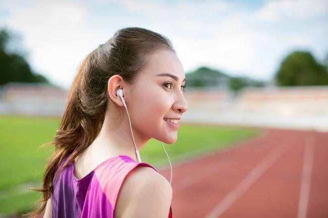 跑步讓皮膚更健康有光澤