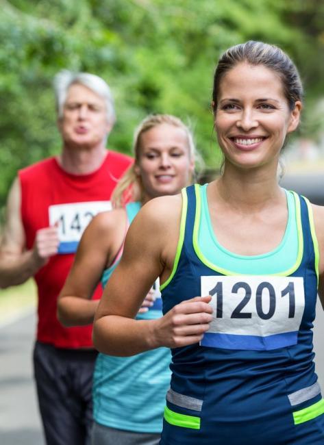 跑步預防骨質疏鬆症相關的骨折