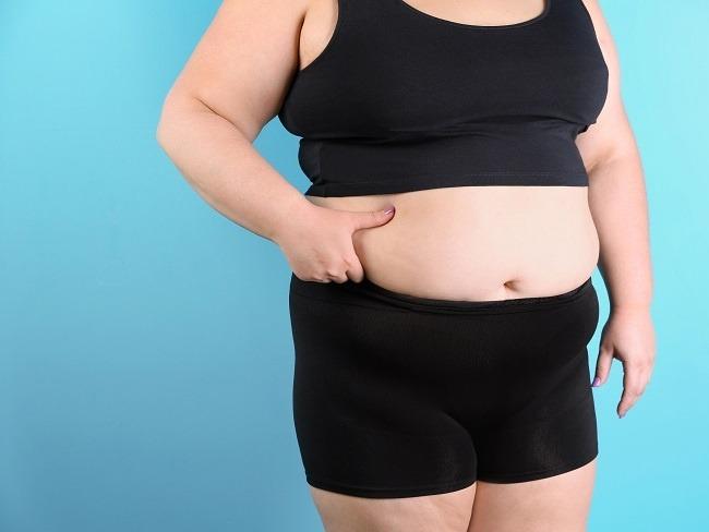 腹部脂肪難以消除