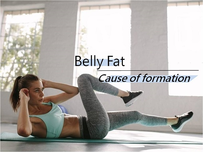 透過運動減少脂肪