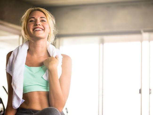 定期的運動習慣