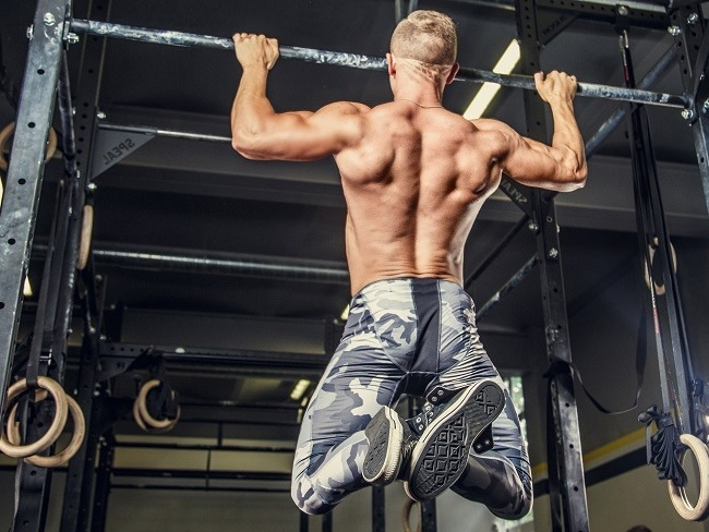 背肌訓練與安排