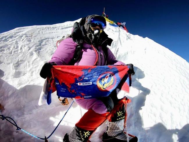 世界第五高峰馬卡魯峰