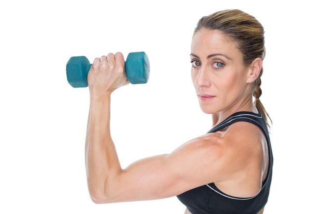 肌力訓練改善淋巴水腫