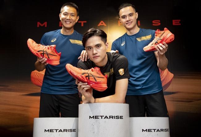 METARISE排球鞋攻擊手必備