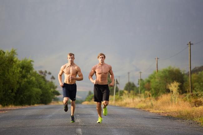 跑步的肌耐力