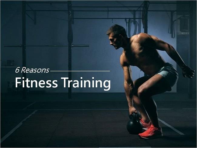 開始重量訓練的理由