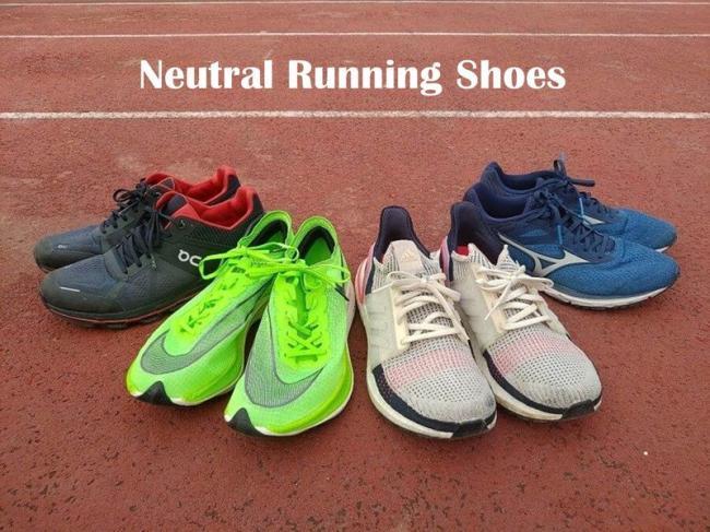 跑鞋避震中底