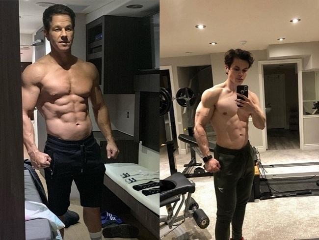 Mark Wahlberg一日健身行程
