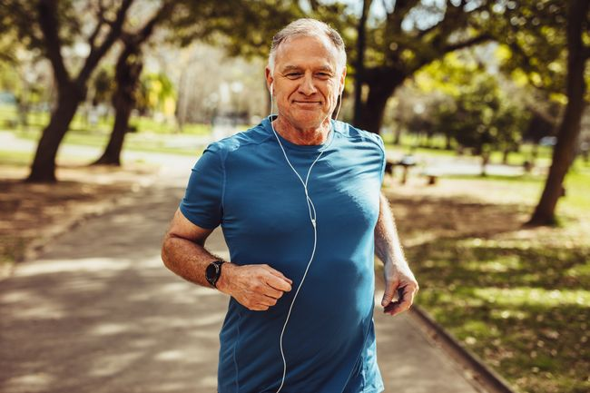 跑步改善肌肉量和骨骼密度