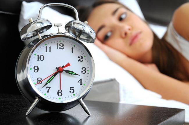 運動後失眠