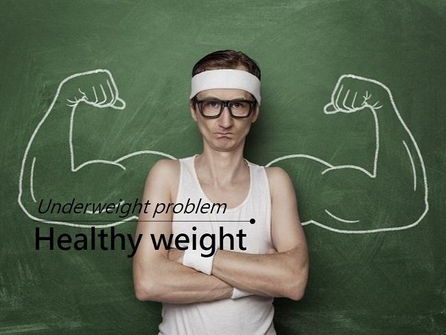 體重過輕的問題