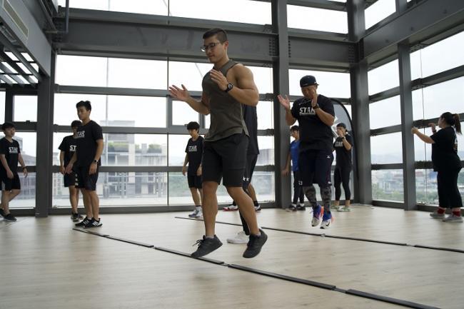 運動節奏訓練推廣