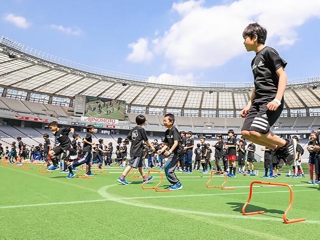 日本的運動節奏訓練STAR