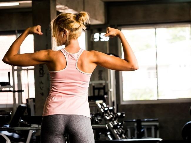 肌肉成長仰賴蛋白質