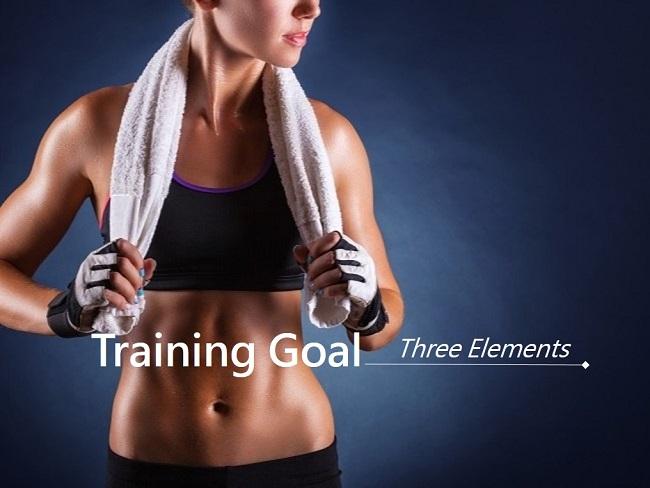 運動訓練成功的三大要素