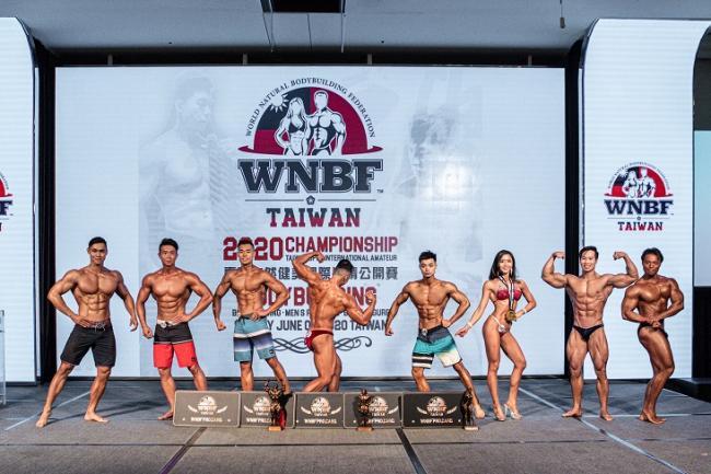 專訪WNBF TAIWAN協會