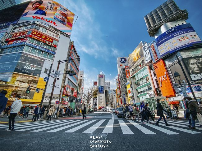 Airbnb日本系列線上體驗-澀谷