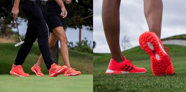 adidas Golf經典鞋款CODECHAOS系列