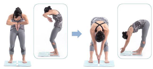 開肩引脊訓練腰尾椎多裂肌