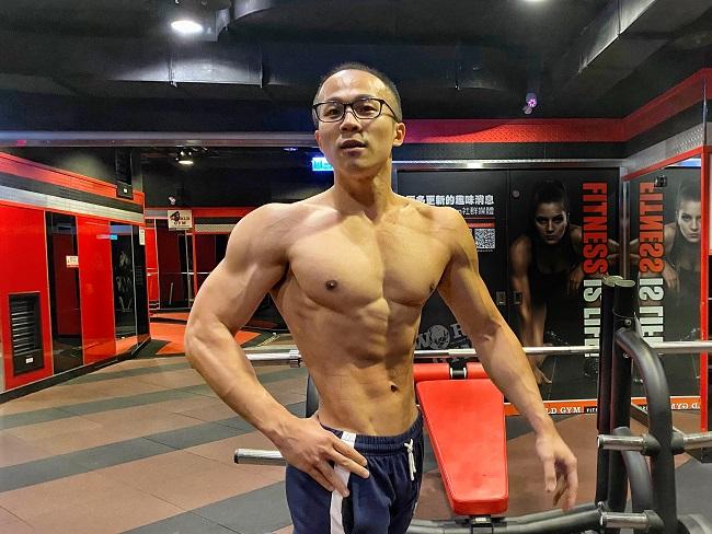 系統化的訓練讓肌肉成長更快
