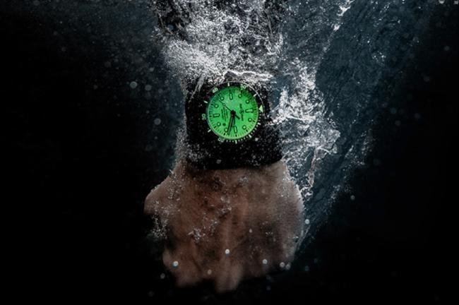 BELL & ROSS柏萊士新推出的BR 03-92 Diver潛水錶