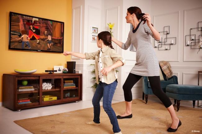兒童玩健身電動