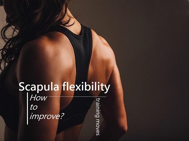 肩胛骨靈活度提升的5個動作
