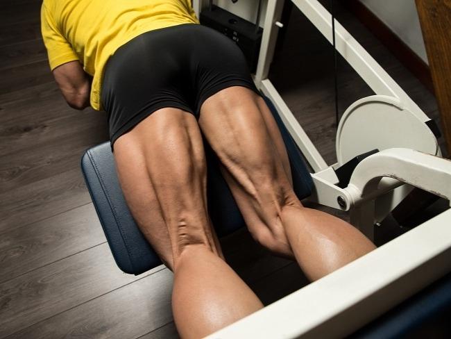 肌肥大的離心訓練