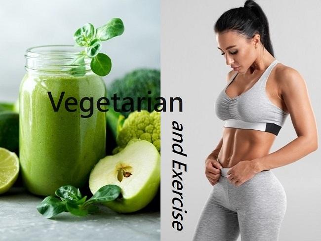 素食主義與運動表現