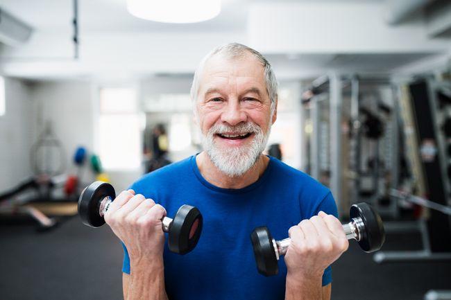 重量訓練減緩肌肉退化最有效