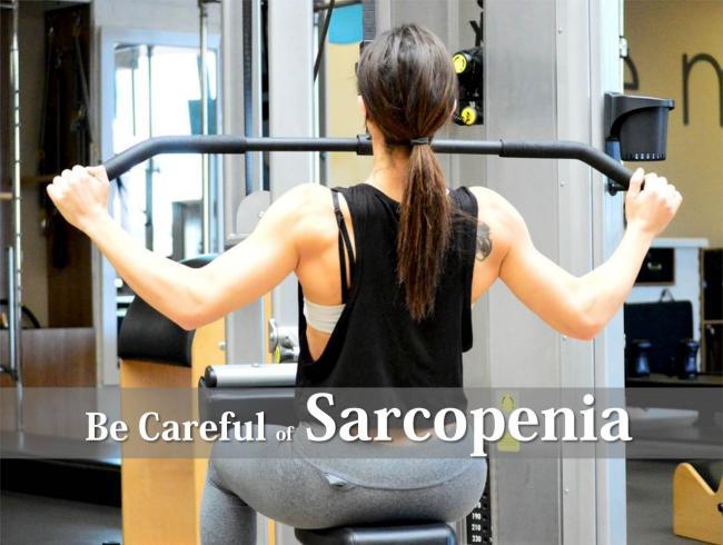 肌肉加速退化靠重訓逆轉