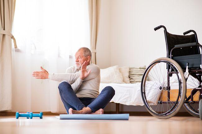 肌肉退化到高齡有失智風險