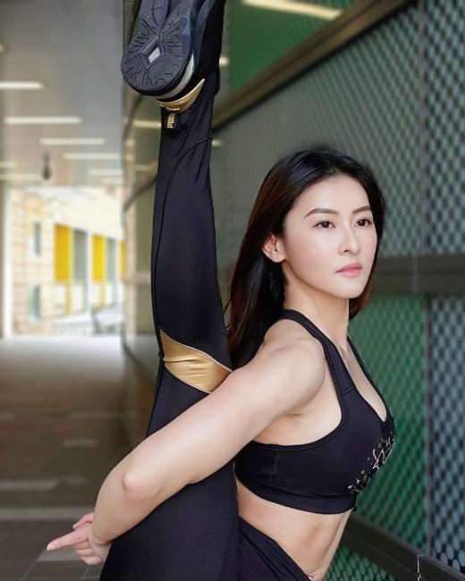 瑜伽老師_夏米雅