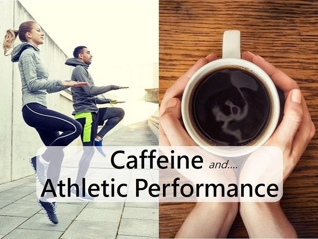 喝咖啡可以提升運動表現