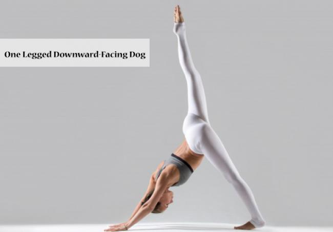 One Legged Downward-Facing Dog