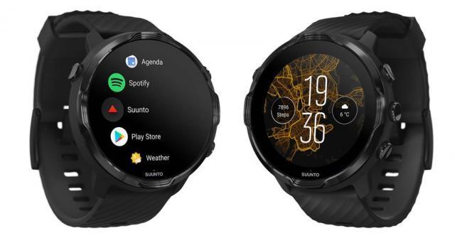 Suunto 7整合Google Wear OS作業系統