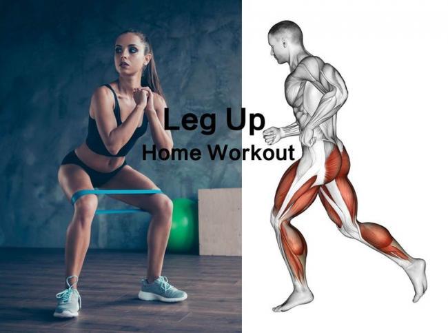 居家腿部肌力訓練