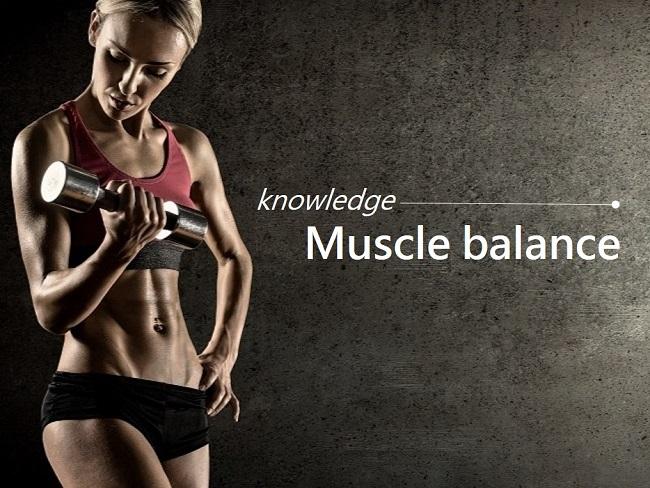 關於肌肉失衡的問題