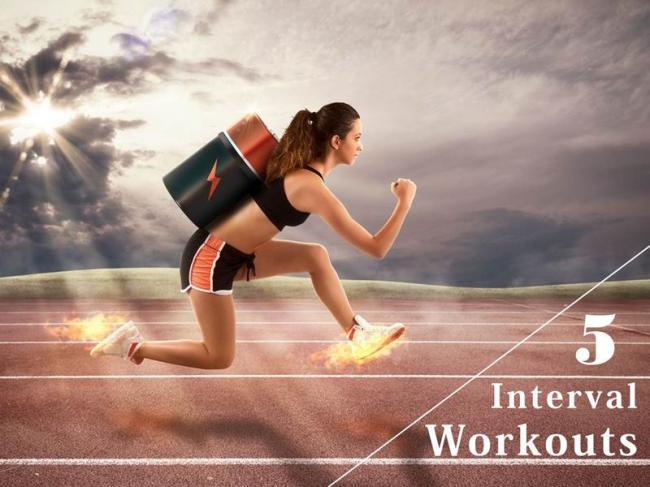 5種跑步速度訓練菜單