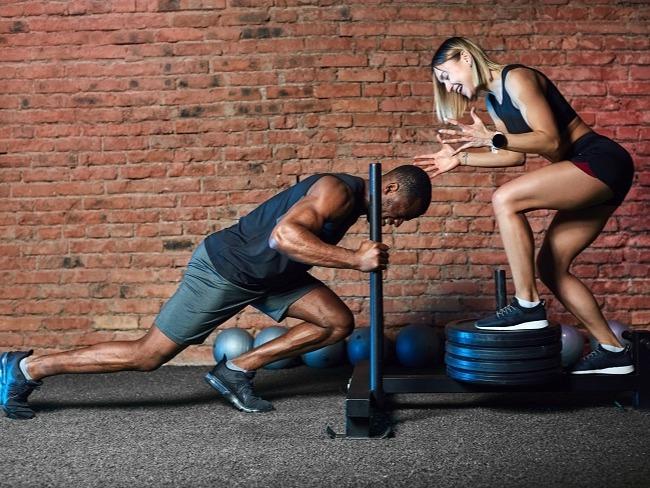 全身性的訓練幫助減脂